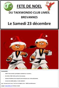 Fête de Noël du club @ Gymnase Lucien Leroy   Limeil-Brévannes   Île-de-France   France
