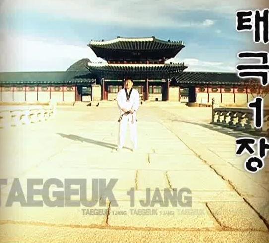 1 Tae Geuk il jang - Poomse - KUKKIWON