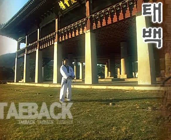 11 Tae Baeck - Poomse - KUKKIWON
