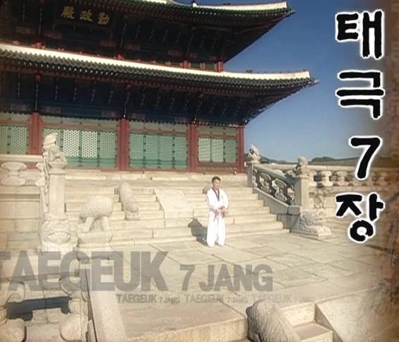 7 Tae Geuk tchil jang - Poomse - KUKKIWON