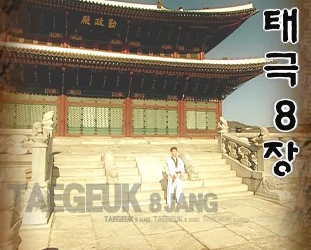 8 Tae Geuk pal jang - Poomse - KUKKIWON