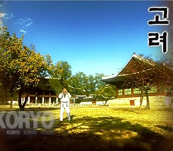 9 Koryo - Poomse - KUKKIWON