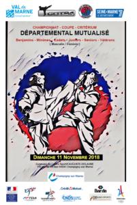 Championnat du 94 @ Gymnase Auguste Delaune | Champigny-sur-Marne | Île-de-France | France