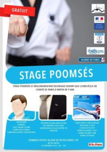 Stage technique poumsé